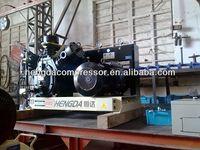 High Pressure HTH-0.6 12.5 Professional Industrial Piston Type bm direct driven ac air compressor 17CFM 4988PSI 0.49m3