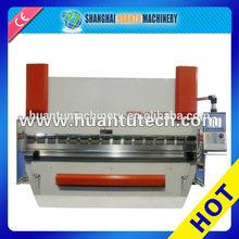 WE67K sheet metal bending machine cnc hydraulic press brake machine