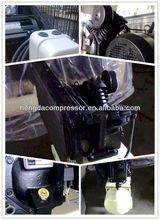 High Pressure single stage air compressor pumps 14CFM 254PSI 5HP 0.4m3 17.5bar 4kw