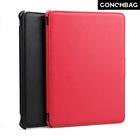 New product! Hot-pressed protective ultra slim leather case for ipad Air