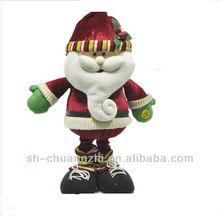 musical Santa Claus inflatable santa claus