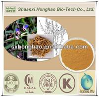 Honghao exclusive Supply 5:1/10:1/20:1 Radix Polygala Extract