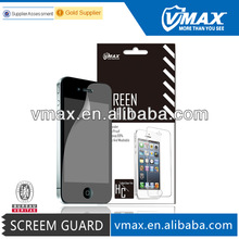 Factory supply Color screen protector for iPhone 4 / 4s with Japan Package oem/odm (Anti-Fingerprint)