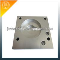 CNC machining aluminum machine base
