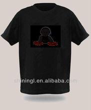 hot selling new design el equalizer for tshirt