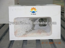 Refractories Supplier for Fused cast AZS 1711