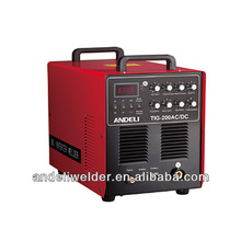 New Design Hot Factory Sale Inverter AC/DC pulse TIG/MMA/CUT multi-function welder/ Welding Machine 200amp