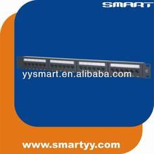 RJ45 CAT6 UTP AMP 24 Port Patch Panel