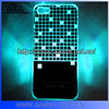 2014 LED shiny case accessory case for iphone5