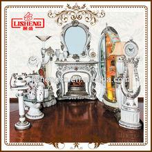Luxury antique living room furniture set
