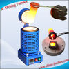 Automatic Jewelry Melting Furnace 2KG for Melt Scrap Silver & Gold