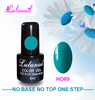 2013 New High quality nail product clean Color gel nail polish UV One Step Gel Polish
