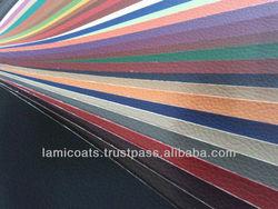 PVC leather Audi