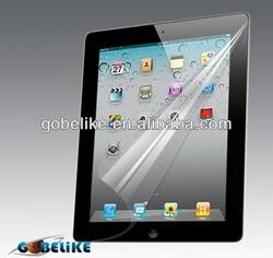 For iPad Mini II clear high transparent anti-scratch screen guard
