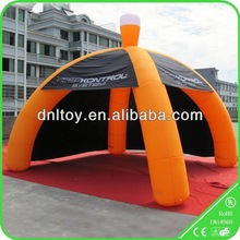 inflatable small tent for parties and fairs