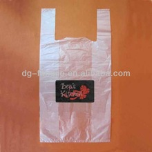 carrefour shopping T-shirt bags plastic