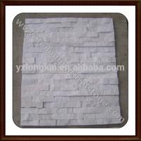 cheap white stone wall cladding/Natural Stone Exterior Wall Cladding/Decorative Stones Wall