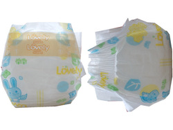 sunny sleepy baby diaper production line