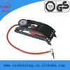 High pressure tire inflator foot air pump