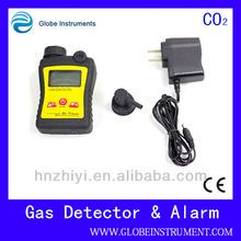 Pgas-21-co2-1 cozinha portátil detector de gás detector de gás calibração sistema de alarme de gás