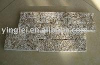 YL-G002 beige granite ledge stone