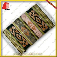 Reasonable Price Muslim blanket(floor mat,prayer carpet) muslim rug prayer mat KDTG008 prayer rug wholesale