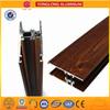 Yonglong aluminum clad wood frame doors aluminum wood door