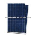 panel solar CE poly crystalline solar the film modules (290W)