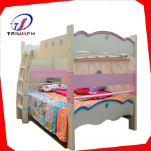 Modern twin full wooden bunk bed cheap bunk beds