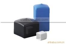 PVC square end tube cap