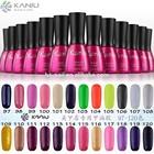 2014 charming 158 colors UV/LED nail gel polish,soak-off gel polish