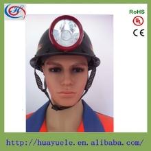 Explosion-proof LED miner's light ,coal mine helmet,safety helmet light