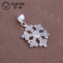 2014 snowflake design xmas hanging decoration