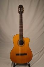 Picea sólida de guitarra clásica ic-40s-c
