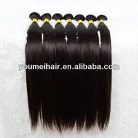top quality intact cuticle 100% virgin brazilian premium hair extension