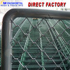 PVC Coated Chain Link Fence/Green Vinyl Fence/Playground Fence(Supplier)