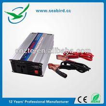 800W 12V to 120/220V 12v lcd inverter Solar Power Inverter, RUN A FRIDGE