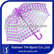 Cheap Custom Printing Clear Umbrella Available