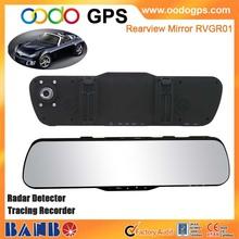 obiettivo ultra grandangolare videocamera hd specchi decorativi retrovisori per auto