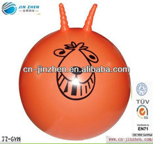 Plastic Toy Jumping Pop Ball