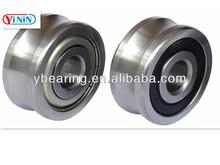 Double row LR ball bearing,LFR track wheel bearing LFR 5201