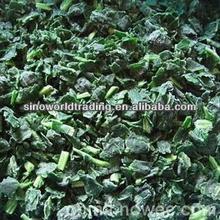 New Crop frozen chopped spinach,frozen spinach