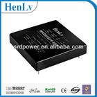 power module 12v 24v,80w wide voltage isolation regulated dc dc converter