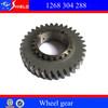 ZF Gearbox Spare Parts Synchronizer Gear 1268 304 288