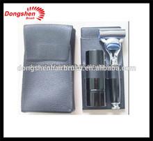 retractable shaving brush,razor luxury,shaving kit,gifts for handmade men