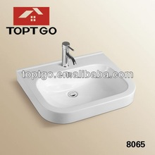 Chaozhou Taotaoju Ceramic China Sanitaryware for Laudry 8065
