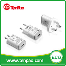 5V 1.2A USB Charger BS VDE EU Plug cell phone charger