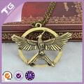 The Hunger Games- ridere di uccello la collana doppio