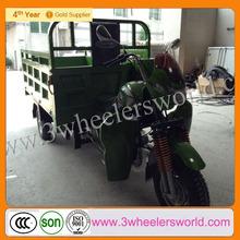 alibaba website Gasoline 250cc motorized big wheel tricycle/cargo tricycle