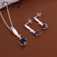 2014 ladies silver polki jewelry set